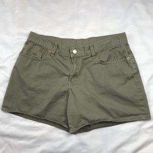 Polo Jeans Co Ralph Lauren Mini Shorts Size 8